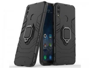 کاور حلقه انگشتی مدل بتمن مناسب برای گوشی موبایل هوآوی Y7 2019/Y7 Prime 2019