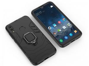 کاور حلقه انگشتی مدل بتمن مناسب برای گوشی موبایل هوآوی Y6 2019/Y6 Prime 2019