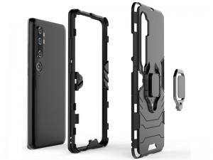 کاور حلقه انگشتی مدل بتمن مناسب برای گوشی موبایل شیائومی Mi Note 10/Mi Note 10 Pro/Mi CC9 Pro