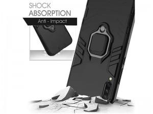 کاور حلقه انگشتی مدل بتمن مناسب برای گوشی موبایل شیائومی Mi A3/CC9e