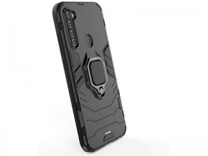 کاور حلقه انگشتی مدل بتمن مناسب برای گوشی موبایل شیائومی Redmi Note 8