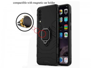 کاور حلقه انگشتی مدل بتمن مناسب برای گوشی موبایل سامسونگ A70/A70s