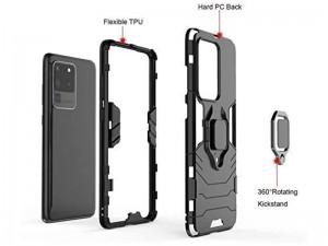 کاور حلقه انگشتی مدل بتمن مناسب برای گوشی موبایل سامسونگ S20 Ultra