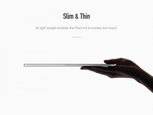 کیف محافظ تبلت راک مدل RPC1476 Pencil Sleeve Version مناسب برای آیپد پرو 12.9 اینچی 2018