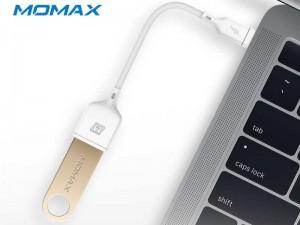 کابل تبدیل Type-C به USB OTG مومکس مدل Zero DF2W