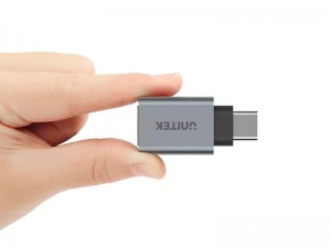 مبدل Type-C به USB 3.1 یونیتک مدل Y-A025CGY