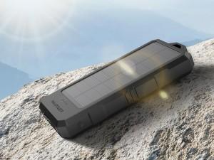 پاور بانک خورشیدی 15000 میلی آمپر راو پاور مدل RP-PB124