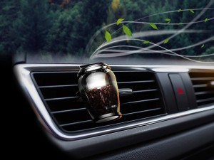 خوشبو کننده هوای خودرو بیسوس مدل Zeolite