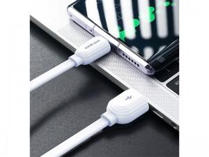 کابل فست شارژ لایتنینگ راک اسپیس مدل RCB0779 S5