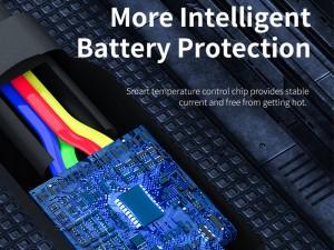 کابل فست شارژ میکرو یو اس بی راک اسپیس مدل RCB0780 S5
