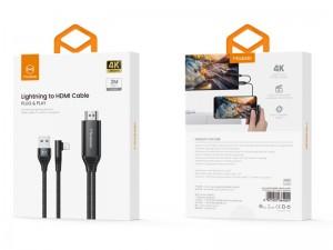 کابل تبدیل لایتنینگ به HDMI مک دودو مدل CA-640