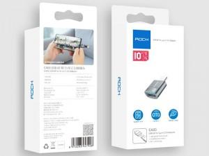 مبدل USB به Type-C راک مدل RCB0770