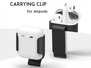 نگهدارنده ایرپاد کمری طرح الاگو مدل Airpods Carrying Clip