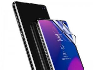 محافظ صفحه نمایش بیسوس مدل Anti-Explosion مناسب برای گوشی موبایل S10 Plus  (پک 2 عددی)