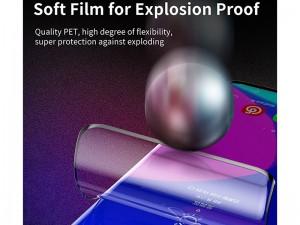 محافظ صفحه نمایش بیسوس مدل Anti-Explosion مناسب برای گوشی موبایل سامسونگ S20  (پک 2 عددی)