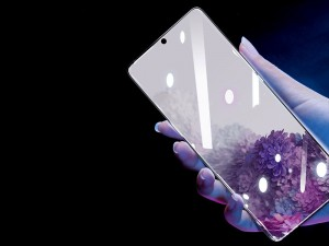 محافظ صفحه نمایش بیسوس مدل Anti-Explosion مناسب برای گوشی موبایل سامسونگ S20 Plus  (پک 2 عددی)