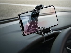 پایه نگهدارنده گوشی موبایل بیسوس مدل Mouth Car Mount