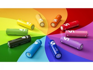 باتری قلمی آلکالاین شیائومی مدل ZI5 بسته 10 عددی