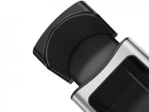 جعبه نظم دهنده داخل خودرو بیسوس مدل Deluxe Metal Armrest Console Organizer