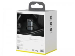 دستگاه تصفیه هوای خودرو بیسوس مدل Fan Air Freshener for Vehicles با قابلیت شارژ شدن