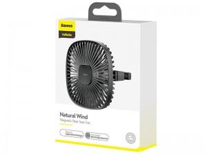 پنکه بیسیم قابل حمل بیسوس مدل Natural Wind Magnetic Rear Seat Fan