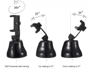 پایه نگهدارنده رباتیک هوشمند و گردان گوشی موبایل مدل Apai Genie 360 Object Tracking Holder