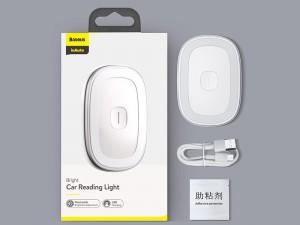لامپ شارژی داخل خودرو بیسوس مدل Bright Car Reading Light