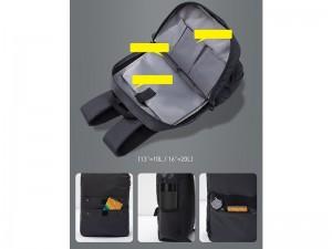 کوله پشتی بیسوس مدل Basics Series Computer Backpack مناسب برای لپ تاپ 13 اینچی
