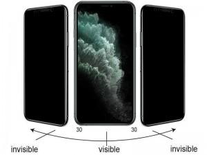 محافظ صفحه نمایش سرامیکی پرایوسی مناسب برای گوشی موبايل شیائومی Redmi Note 8