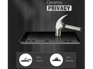 محافظ صفحه نمایش سرامیکی پرایوسی مناسب برای گوشی موبايل شیائومی Redmi Note 9S/Note 9 Pro/Note 9 Pro Max