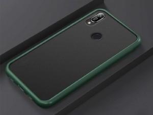 کاور پشت مات دور رنگی مناسب برای گوشی موبایل هوآوی Y6s