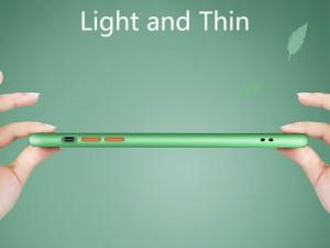 کاور پشت مات دور رنگی مناسب برای گوشی موبایل سامسونگ A01