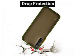 کاور پشت مات دور رنگی مناسب برای گوشی موبایل هوآوی Y9s/Honor 9X Pro/P Smart Pro 2019