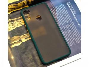 کاور پشت مات دور رنگی مناسب برای گوشی موبایل سامسونگ A11/M11