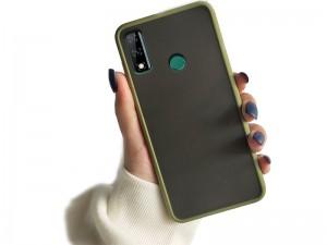 کاور پشت مات دور رنگی مناسب برای گوشی موبایل هوآوی Y8s