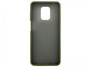 کاور پشت مات دور رنگی مناسب برای گوشی موبایل شیائومی Redmi Note 9S/Note 9 Pro/Note 9 Pro Max