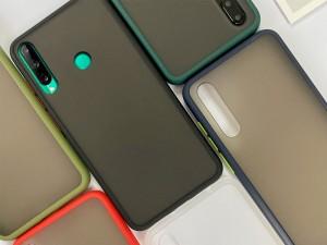 کاور پشت مات دور رنگی مناسب برای گوشی موبایل هوآوی Y7p 2020