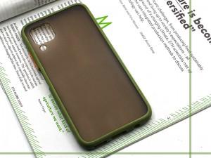 کاور پشت مات دور رنگی مناسب برای گوشی موبایل هوآوی P40 Lite/Nova 7i/Nova 6 SE