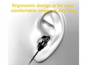 هندزفری گیمینگ بیسوس مدل Immersive virtual 3D game earphone H08