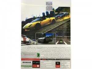 مجموعه بازیهای کامپیوتری Need for Speed Collection 2 نشر پرنیان