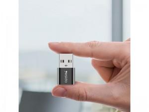 مبدل Type-C به USB یسیدو مدل GS09