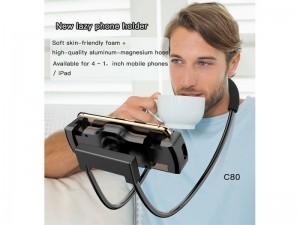 هولدر گردنی چندکاره موبایل و تبلت یسیدو مدل C80