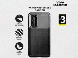 کاور ویوا مادرید مدل Carbono Vanguard مناسب برای گوشی موبایل هوآوی P40