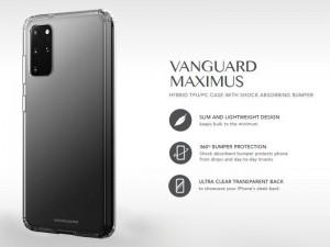 کاور ویوا مادرید مدل Maximus Vanguard مناسب برای گوشی موبایل سامسونگ S20 Plus