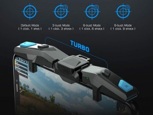دسته بازی گوشی موبایل گیم سیر مدل F4 Falcon