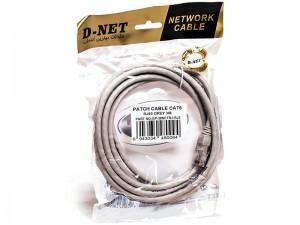 کابل شبکه CAT6 دی نت به طول 3 متر