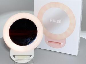 رینگ لایت عکاسی مدل HR-20