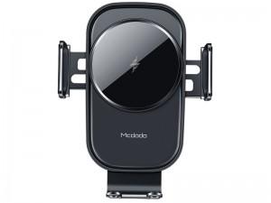 پایه نگهدارنده و شارژر وایرلس فست شارژ گوشی موبایل مک دودو مدل CH-7930