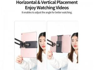 پایه نگهدارنده تبلت و گوشی موبایل راک مدل RPH0895 Flexible Adjustable Desktop