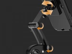 پایه نگهدارنده موبایل موتور و دوچرخه راک مدل RPH0957